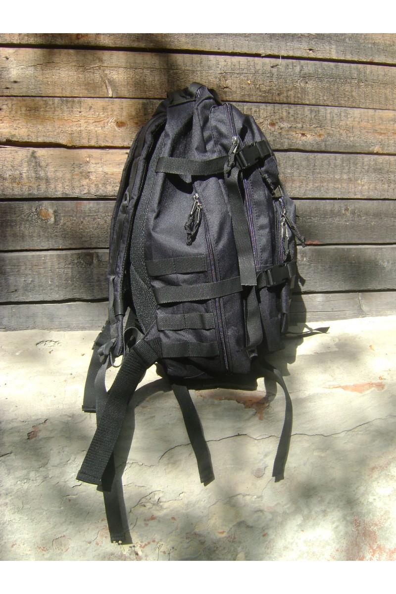Рюкзак черный 38л.