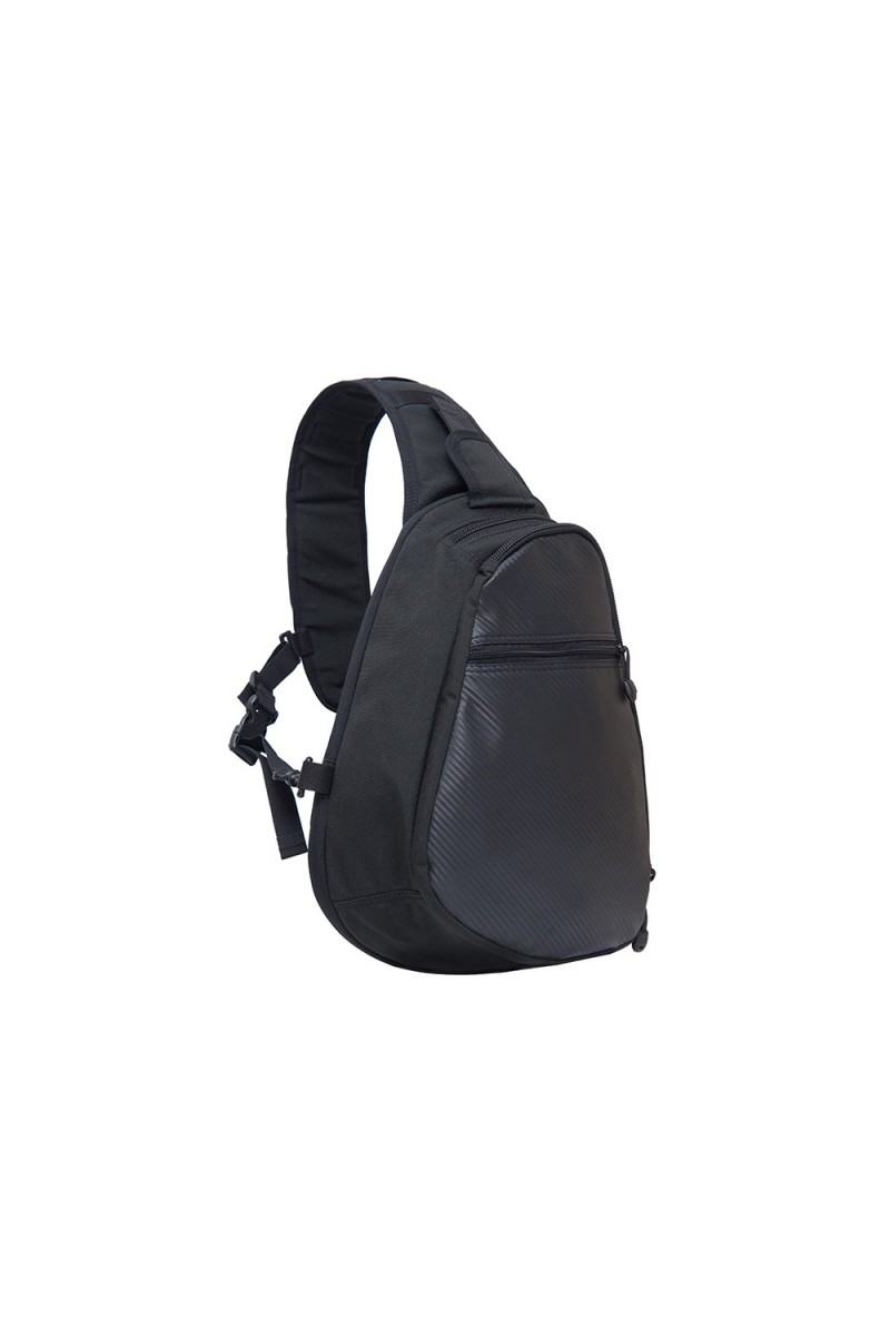 Рюкзак слингер  для скрытого ношения STEALTH, Black