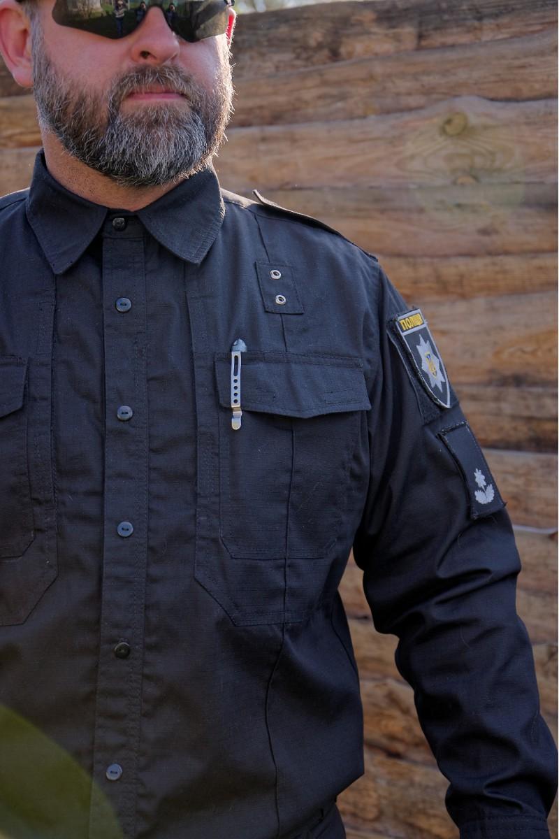 Полицейская форма в Украине
